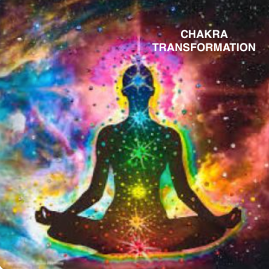 Chakra Sound Transformation! 音でチャクラを調整